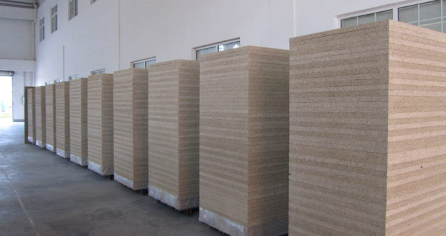 Vermiculite Building Boards